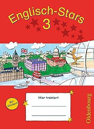 EnglischStars 3 Schuljahr Übungsheft it Lösungsheft by Barbara Gleich