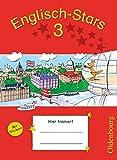Englisch-Stars - 3. Schuljahr - Übungsheft mit Lösungsheft (Englisch-Stars / Allgemeine Ausgabe)