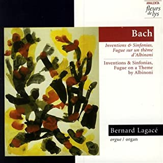 Inventions, BWV 772-786-Inventio I, C Major