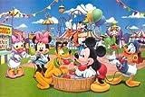Amrzxz 1000 Piezas de Juguetes educativos para Ratones y Amigos en el Parque de Atracciones 75x50cm Juguete de Ejercicio de Pensamiento lógico Regalo del día de la Madre