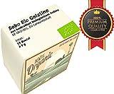 Polvo de Gelatina Orgnica Pura SOBO Paquete de 15 x 9g | La Primera Gelatina en Polvo del Mundo - Gelatina de Cerdo Orgnica Pura en Polvo - Gelatina de Alimentos Orgnicos