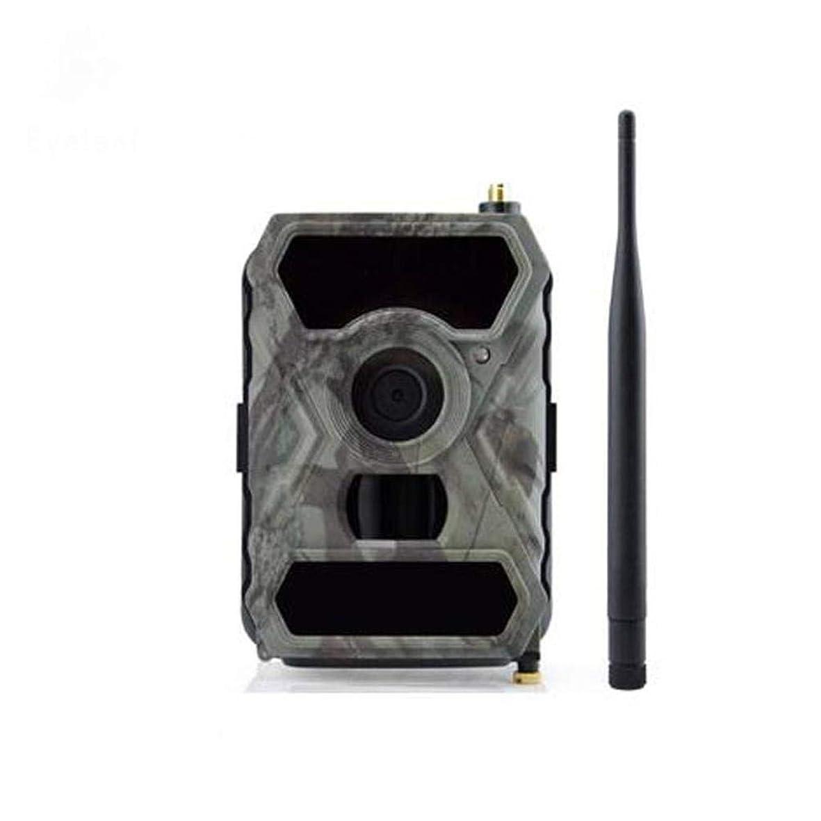 弁護暴動契約したゲームトラップカメラ、3 g野生生物トレイルカメラ12 mp赤外線ナイトビジョンモーション狩猟カメラ防水用屋外監視ホームセキュリティ狩猟