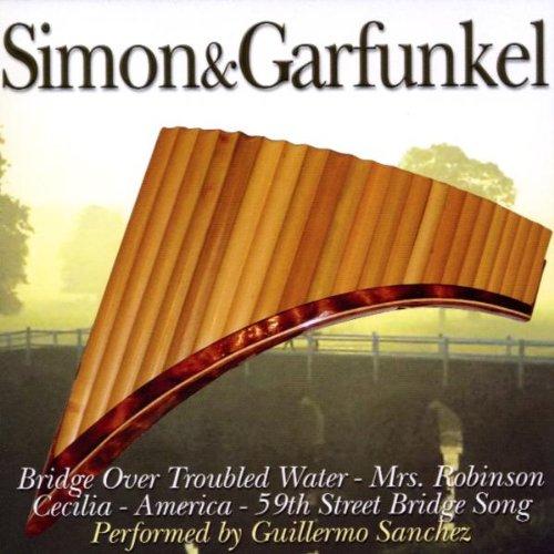 Panpipes Play,Simon & Garfunkel (Panflöte / Panflute)
