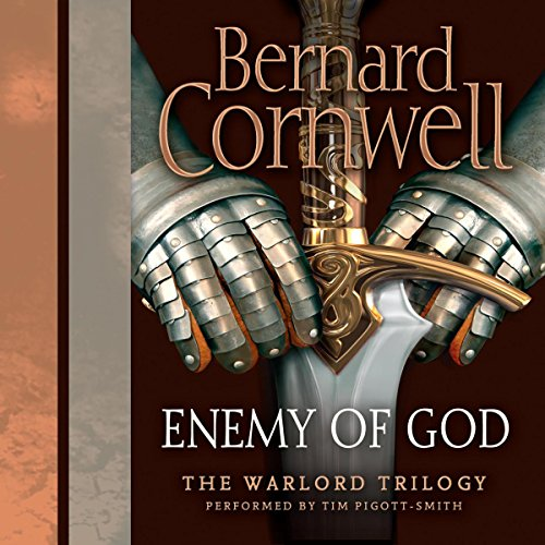 Enemy of God audiobook cover art