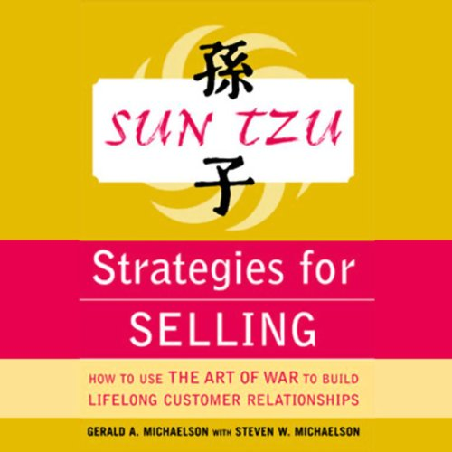 Sun Tzu Strategies for Selling audiobook cover art