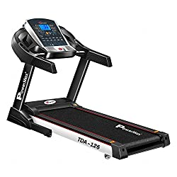 Powermax Fitness TDA-125, Best treamill brands in India
