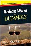 Italian Wine for Dummies Pocket Edition