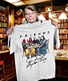 Friends Stephen King Sign, It Pennywise, Scary Novel Horror Characters, Ouija Board, Movie Villains Shirt, Scary Clown, Stephen King Rules, Losers Club, Funny T-Shirt, Long Sleeve, Sweatshirt, Hoodie