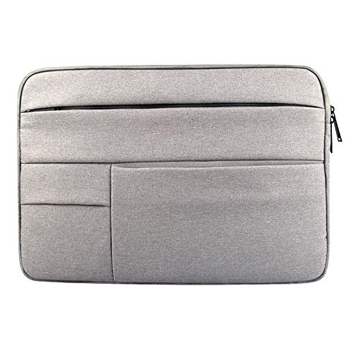 PC accessories LGMIN Universal Multiple Pockets Wearable Oxford Cloth Soft Portable Leisurely Laptop Tablet Bag, For 13.3 inch and Below Macbook, Samsung, Lenovo, Sony, DELL Alienware, CHUWI, ASUS, HP