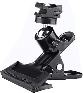 Diyeeni Tripod Camera Clamp Set 2 Multi-Function Metal Studio Backdrop...