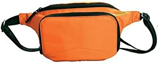 Winn Microfiber Fanny Pack. Black, Blue, Orange, Red & Tan