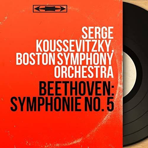 Serge Koussevitzky, Boston Symphony Orchestra