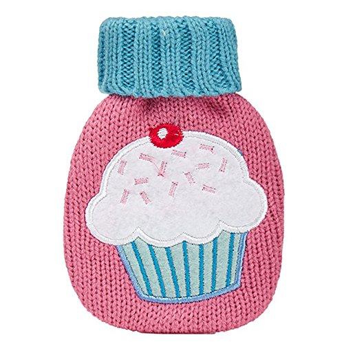 MIK funshopping Handwärmer/Taschenwärmer Cupcake mit Strickhülle