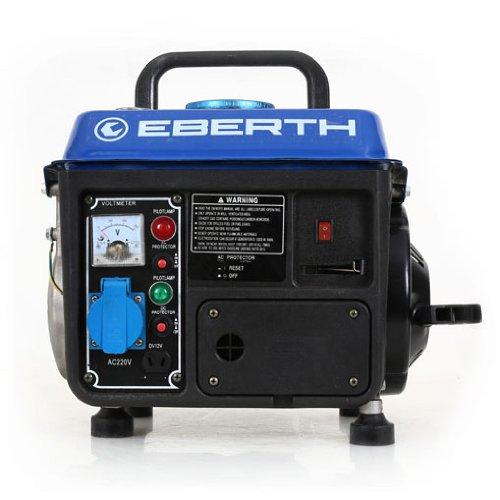 Eberth 750 W Stromerzeuger im Test - 2