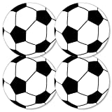 Big Dot of Happiness Goaaal - Soccer - Decorations DIY Baby Shower or Birthday Party Essentials - Set of 20