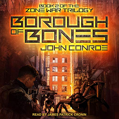 Borough of Bones audiobook cover art