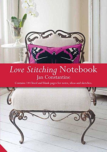 Love Stitching Notebook: Bugs & Beasts