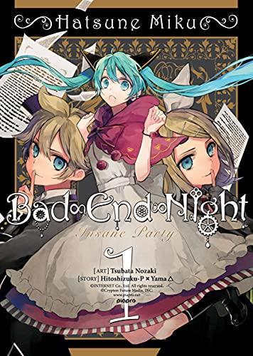 Hatsune Miku: Bad End Night, Volume 1: Bad End Night Vol. 1