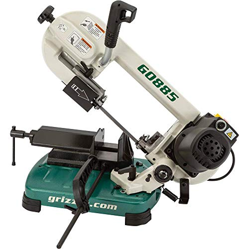 Grizzly Industrial G0885 - 5' Portable Metal-Cutting Bandsaw