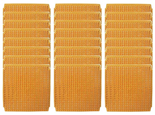 Rite Farm Products 24 Pack of Washable Poly Nesting Box PAD MAT Bottom for Chicken COOP Hen House Poultry Duck NEST Liner