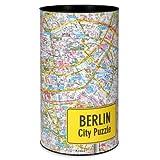 Extragoods City Puzzle - Berlin Premium Puzzle Erwachsenenpuzzle Spiele Puzzle Städtepuzzle