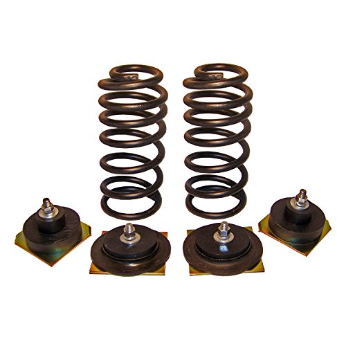 Suncore 39F-30-R Air Suspension Conversion Kit Incl. Rear Coil Springs Spring Mounts And Instructions Air Suspension Conversion Kit