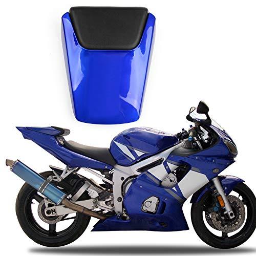Areyourshop Cubierta para asiento trasero para asiento trasero YZF R6 1998-2002 1999 azul