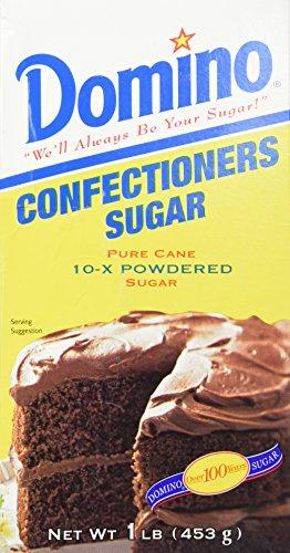 Domino Pure Cane Confectioners Powdered Sugar, 1 lb
