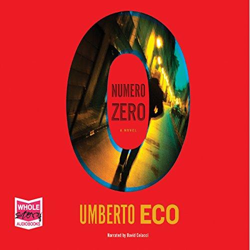 Numero Zero cover art