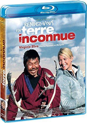 Rendez-Vous en Terre inconnue-Virginie Efira chez Les Tsaatans en Mongolie [Blu-Ray]