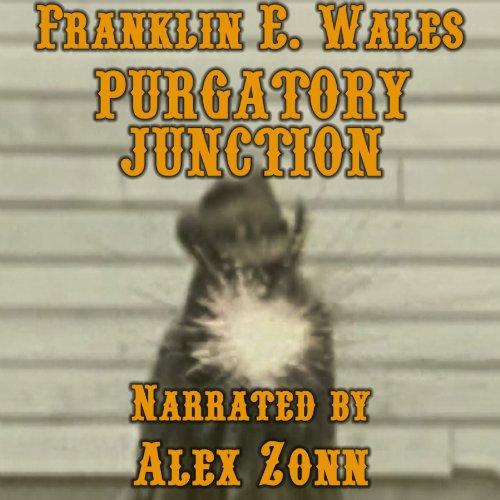 Purgatory Junction audiobook cover art