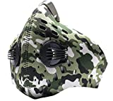 Anti Pollution Face Mask with Military Grade Protection |...