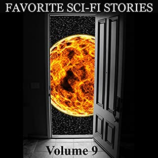 Favorite Science Fiction Stories, Volume 9 audiobook cover art