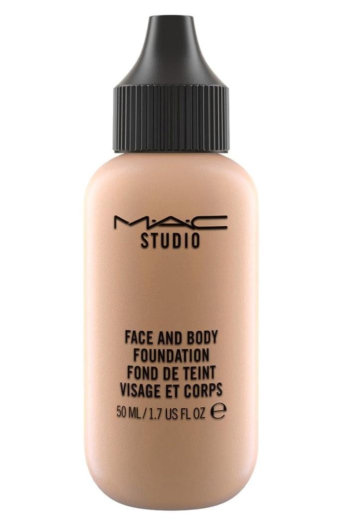 申し立てに渡って彼の[MAC ] Macフェイス/ボディ基盤C7 - MAC Face/Body Foundation C7 [並行輸入品]