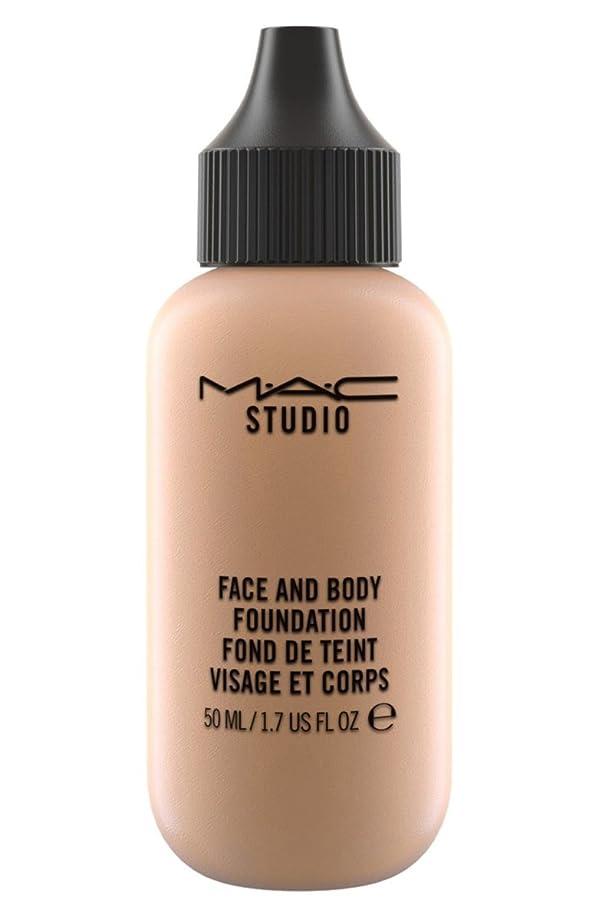 プログレッシブ動かないシネマ[MAC ] Macフェイス/ボディ基盤C7 - MAC Face/Body Foundation C7 [並行輸入品]