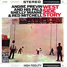 Previn, Andre & His Pals West Side Story Mainstream Jazz