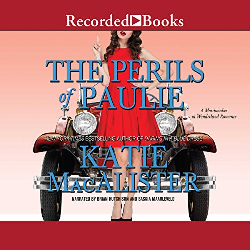 Perils of Paulie audiobook cover art