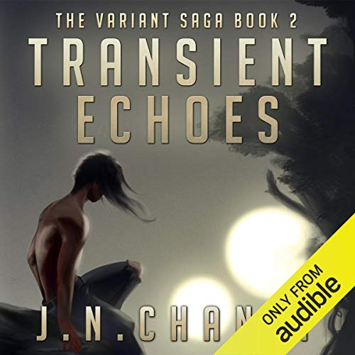 Transient Echoes audiobook cover art
