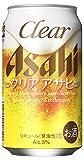 【2020年】新・クリアアサヒ [ ビール 350ml×24本 ]