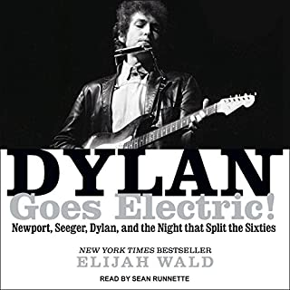 Dylan Goes Electric! cover art