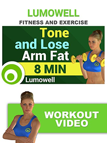 Fitness and Exercise: Tone and Lose Arm Fat - Workout Video