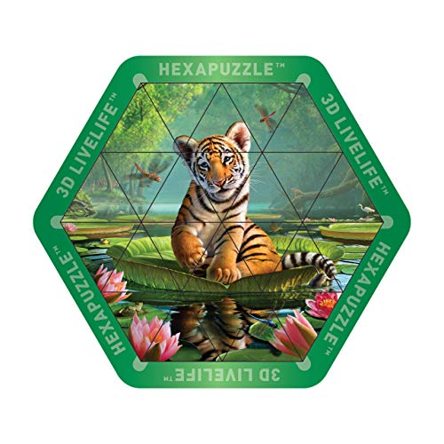 Puzzles tiger magnetico