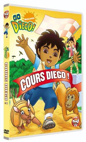Go Diego! - Vol. 7 : Cours Diego ! [Francia] [DVD]