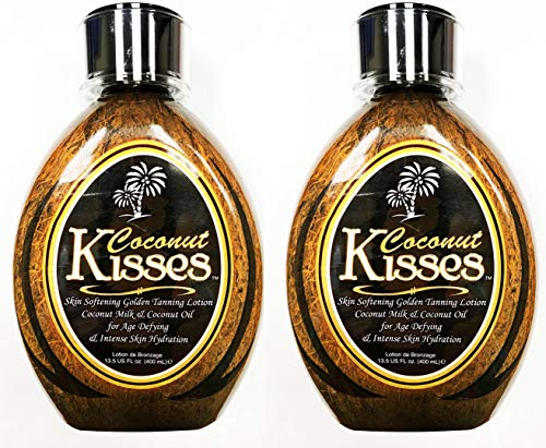 Lot of (2) Ed Hardy COCONUT KISS...