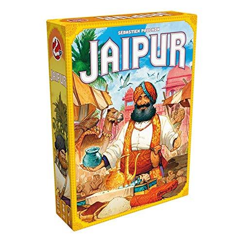 Asmodee Space Cowboys SCOD0038 Jaipur, Familien-Spiel, Deutsch
