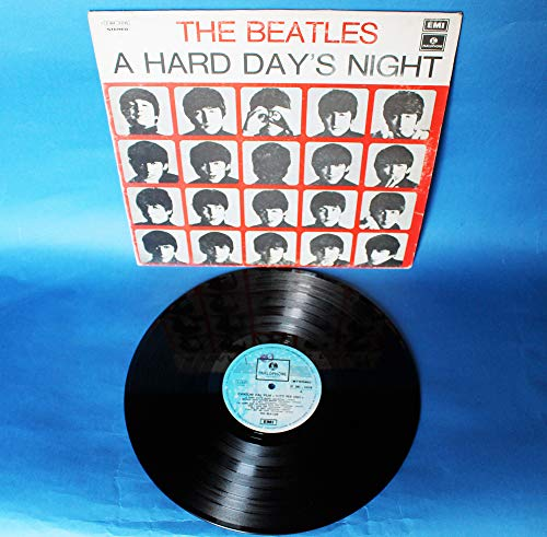 Beatles, The - A Hard Day's Night - Parlophone - 7 46437 1, Parlophone - 064-7 46437 1