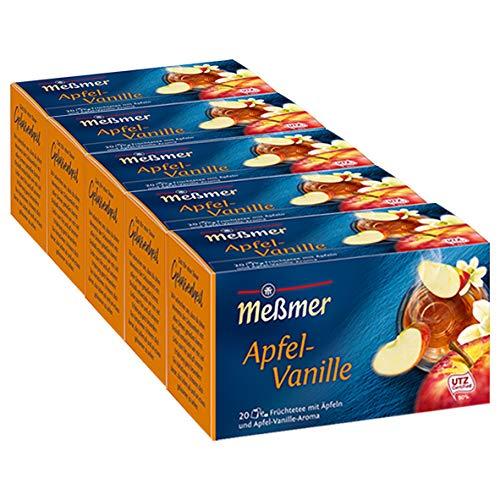 Meßmer Apfel-Vanille 5er Pack