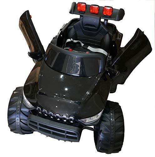 GT-LUX Moto Motore Auto Automobile Macchina ELETTRICA per Bambino Bambina Bambini ATV SUV con MP3 4 Motori AP008