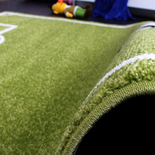 Fußball Spielteppich - 3