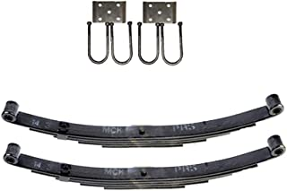 Trailer Double Eye Spring Suspension Kit for 3